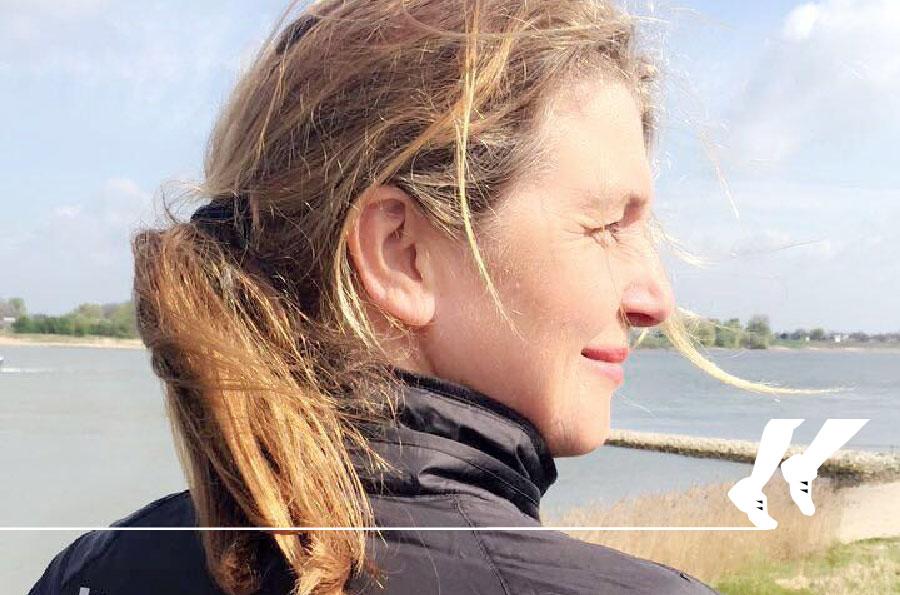 hardlooptrainer coach Karen_de_Bondt, ChiLLtuning, ChiLLrunning, Mindfulrun